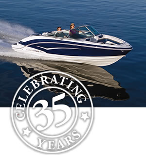 Celebrating 35 Years of Boat Sales
