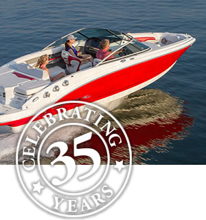 Celebrating 35 Years Phoenix Boat Dealer